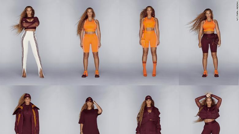 Một chuỗi cửa hàng tạp hóa của Anh chọc cười vào dòng sản phẩm Ivy Park x Adidas mới của Beyoncé