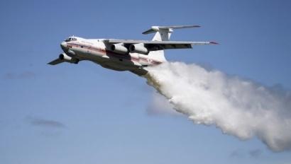 Ba người Mỹ thiệt mạng sau vụ máy bay thả  bom nước chữa cháy ở vùng nông thôn nước Úc