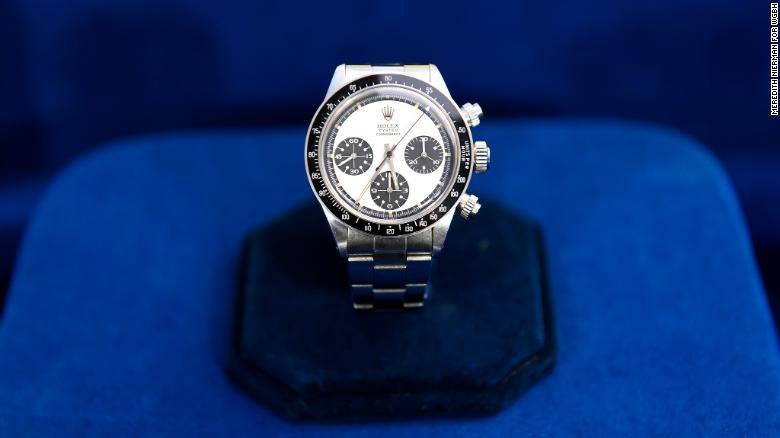 Chiếc đồng hồ Rolex cổ và giá trị hiện tại của nó