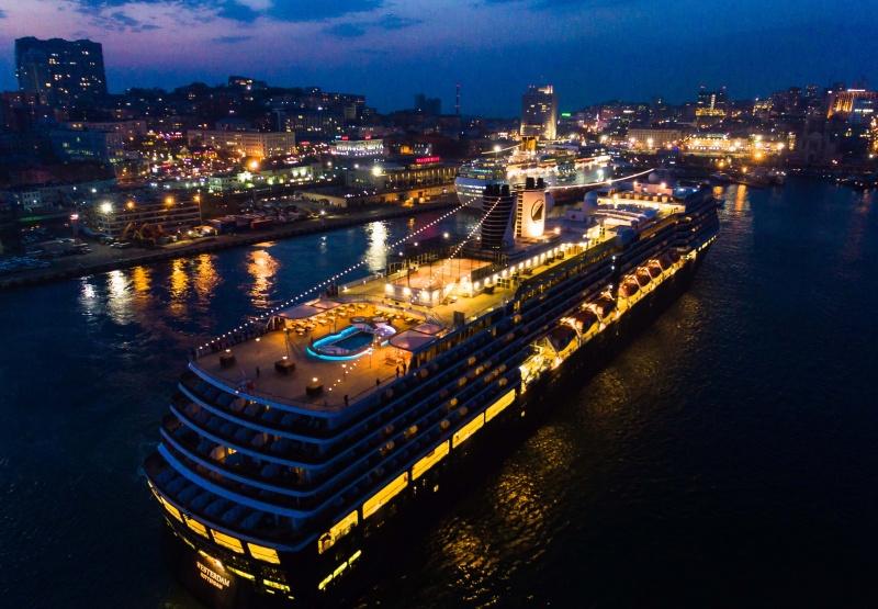 Sau khi bị từ chối cập cảng ở nhiều nơi, tàu du lịch Westerdam đang đi đến Campuchia