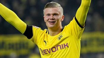 Erling Braut Haaland làm choáng váng PSG khi ra mắt Champions League cho Borussia Dortmund