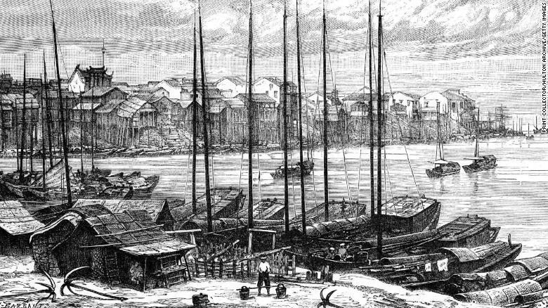Từ thủ đô một thời của Trung Quốc đến trung tâm của coronavirus, Vũ Hán đã đi vào sự lãng quên của phương Tây theo lịch sử