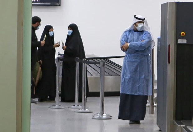 11 trường hợp nhiễm coronavirus được xác nhận tại Kuwait
