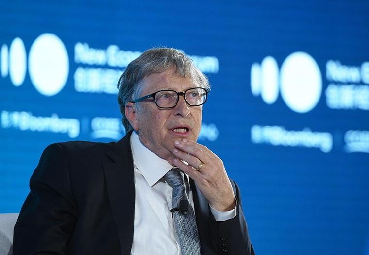"""Bill Gates viết; coronavirus là một """"đại dịch một lần trong thế kỷ"""""""