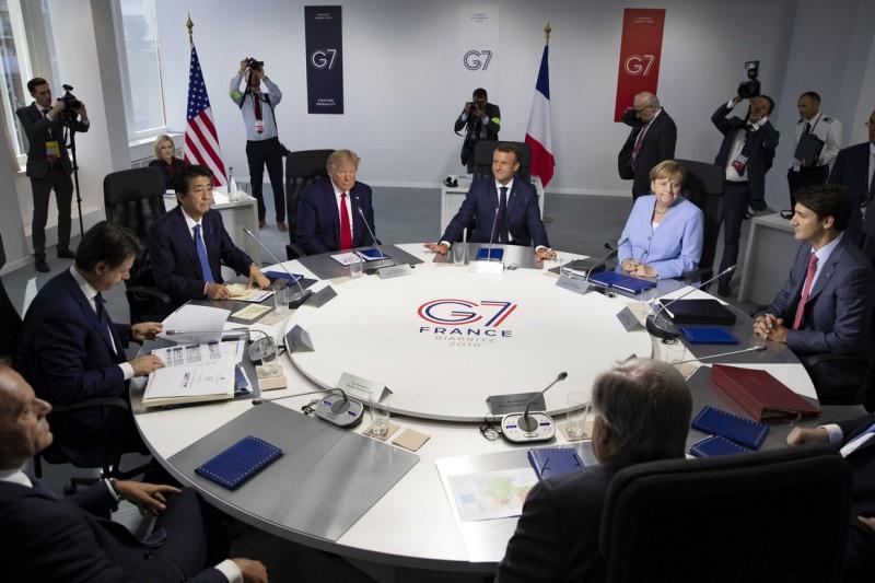 Sự thúc đẩy của Hoa Kỳ bao gồm ngôn ngữ 'virus Vũ Hán' trong tuyên bố chung của G7 đã phá vỡ liên minh?
