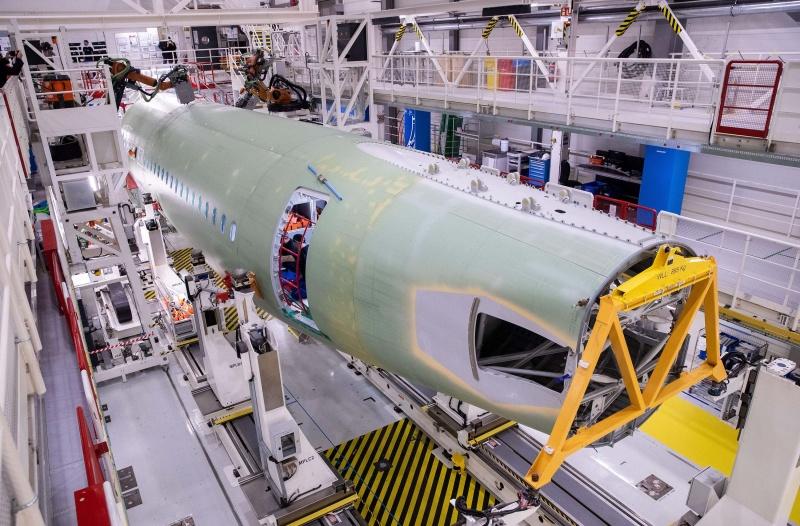 Airbus cắt giảm 1/3 sản lượng
