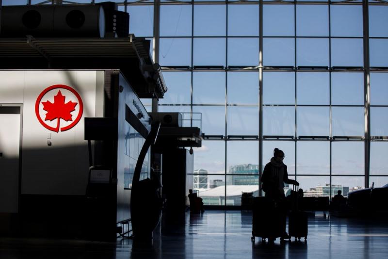 Air Canada đang giảm tới 60% lực lượng lao động