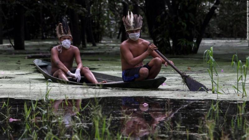 Người dân bản địa của Brazil đang chết với tốc độ đáng báo động từ Covid-19