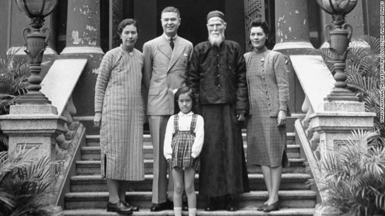 Cuộc bỏ trốn của Stanley Ho tới Macao trong Thế chiến II đã đặt nền móng cho vận may của ông