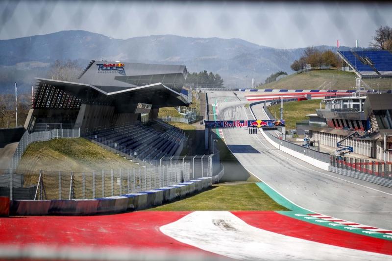 Formular One bắt đầu mùa giải 2020 với các cuộc đua back-to-back tại Áo vào tháng 7