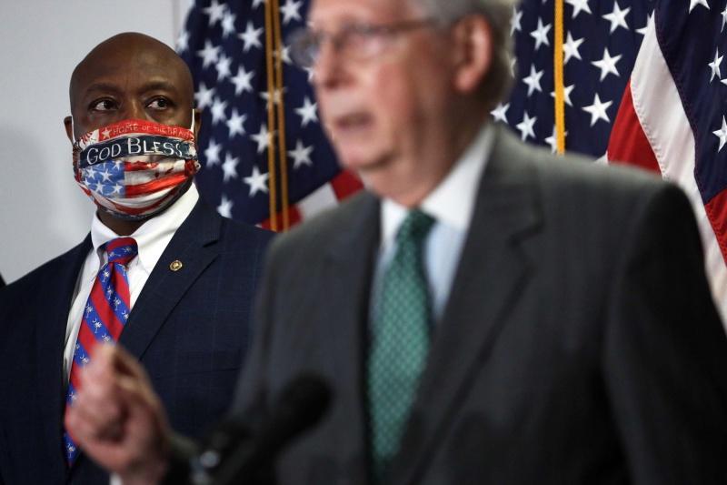 Đảng Dân chủ Thượng viện ngăn chặn dự luật cải cách cảnh sát GOP thông qua nỗ lực cải tiến