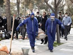 Số ca tử vong do coronavirus của Iran vượt quá 12.000