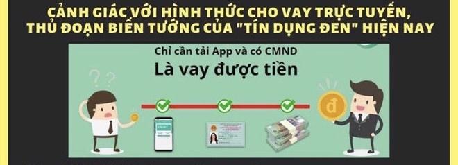 bo cong an canh bao bien tuong cua cho vay tin dung den voi lai suat 1600 nam