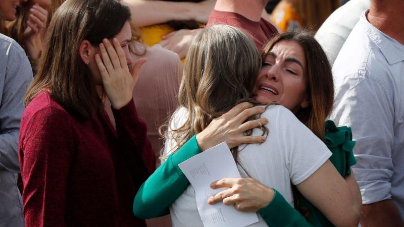 Tưởng nhớ các nạn nhân vụ thảm sát ở Mormom- Mexico