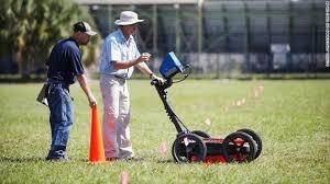 145 ngôi mộ đã được phát hiện tại một trường trung học ở Tampa.