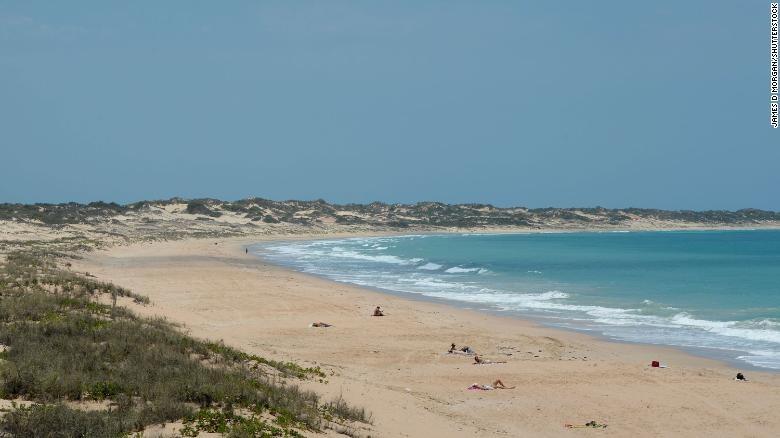 Người đàn ông thiệt mạng trong vụ cá mập tấn công ở bãi biển Tây Úc nổi tiếng
