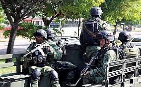 19 người chết trong vụ xả súng ở miền bắc Mexico