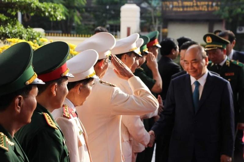 Thủ tướng Nguyễn Xuân Phúc: Đất nước đang chuyển mình mạnh mẽ, toàn diện
