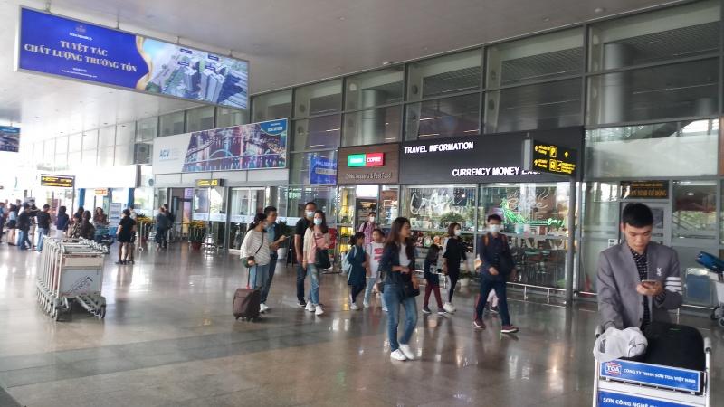Đà Nẵng: Kiểm soát chặt chẽ hành khách nhập cảnh tại các cửa khẩu 24/24 để phòng chống dịch bệnh từ vi rút Corona
