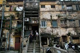 Nghị định mới về phá dỡ chung cư cũ để xây lại