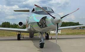 Máy bay sẽ bay bằng động cơ điện
