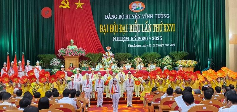 Tổ chức đại hội Đảng bộ lần thứ 26 (2020-2025) trong tâm thế thực hiện thành công nghị quyết đại hội Đảng bộ lần thứ 25