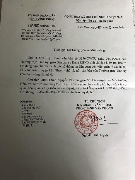 Vĩnh Phúc: Tỉnh ủy vào cuộc vụ Biệt phủ nguy nga