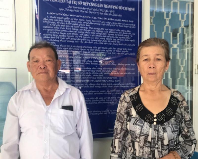 Quyết định thụ lý tố cáo việc cấp sổ đỏ có dấu hiệu trái luật cho mảnh đất 30.000m2 ở ngã tư xa lộ Hà Nội và đường M1 Bình Hưng Hòa