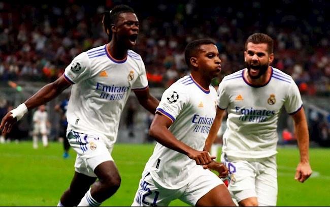 Cúp C1 Châu Âu, Inter Milan - Real Madrid: Phút 89 là chiến thắng