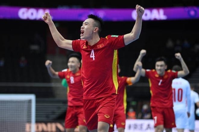 World Cup Futsal : Đồng hành cùng tuyển Việt Nam đi