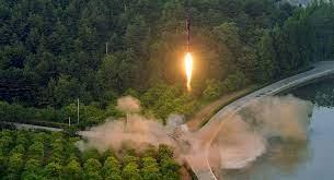 Triều Tiên có tên lửa siêu thanh loại mới