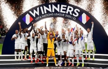 chung ket uefa nations league sieu pham cua benzema giup phap nguoc dong gianh chuc vo dich