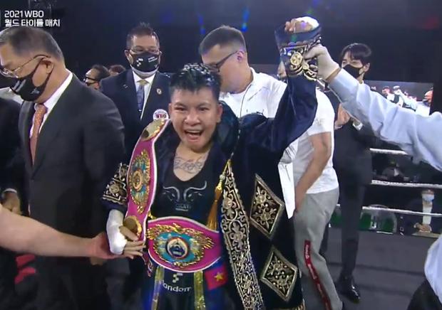Boxing Việt Nam gây chấn động thế giới