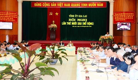 Thông cáo báo chí kỳ họp thứ 27 của Ủy ban Kiểm tra Tỉnh ủy Gia Lai
