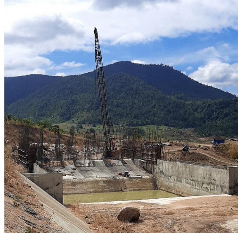 Gia Lai: Chưa có kết luận kiểm tra Dự án hồ chứa nước Ia Rtô là do…Covid-19