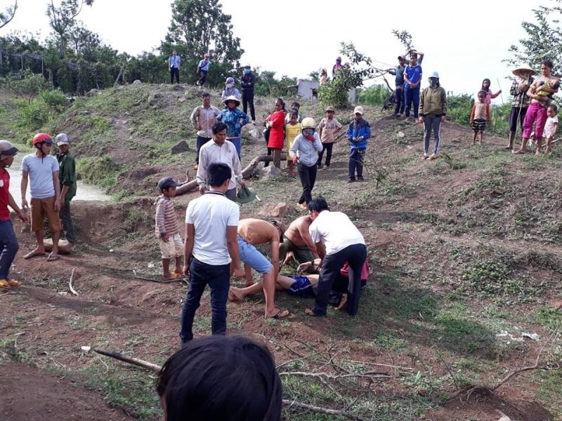 Gia lai: Gần tới kỳ nghỉ hè, 2 học sinh đuối nước thương tâm