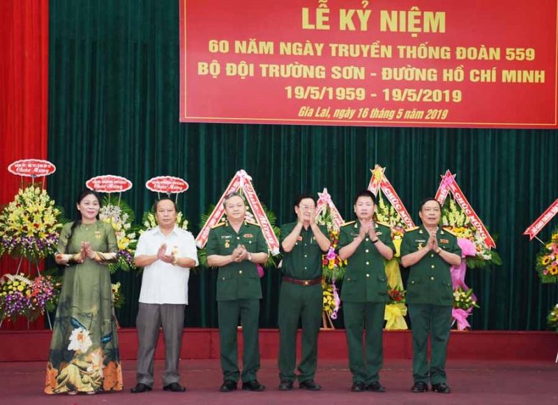 Gia Lai: Kỷ niệm 60 năm Ngày mở đường Hồ Chí Minh