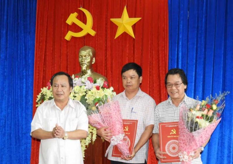 Gia Lai: Bí thư huyện Ia Grai làm Phó Bí thư Thành ủy Pleiku