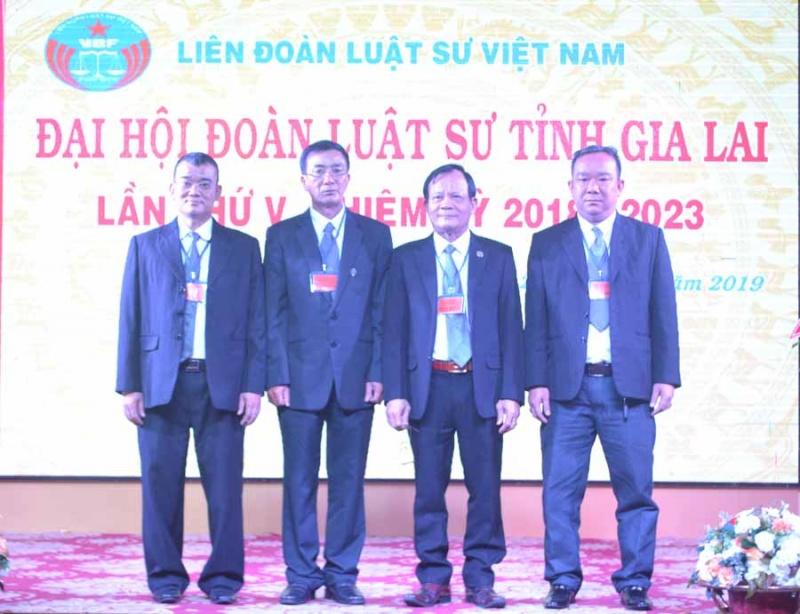 Gia Lai:  Ông Nguyễn Văn Lộc tái cử giữ chức Chủ nhiệm Đoàn luật sư Tỉnh