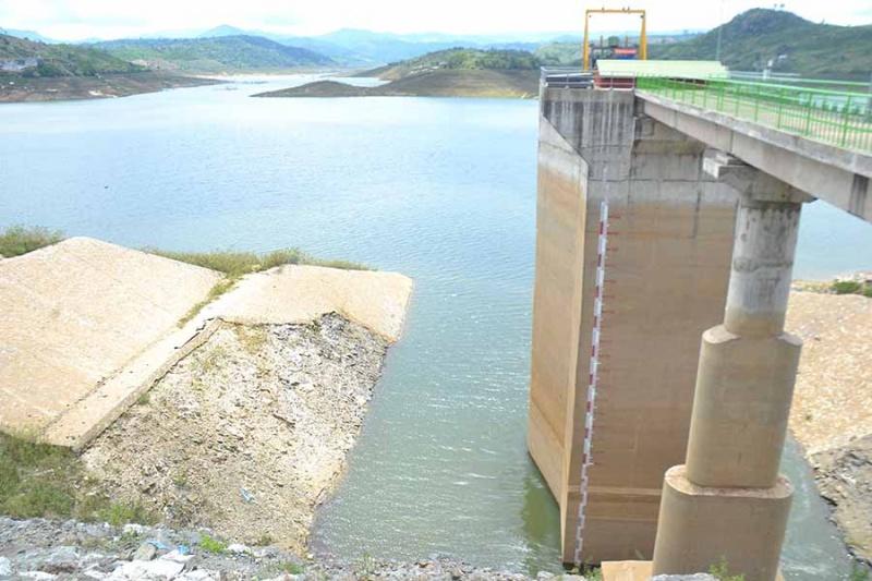 Thủy điện An Khê-Ka Nak: Thiếu nước trầm trọng