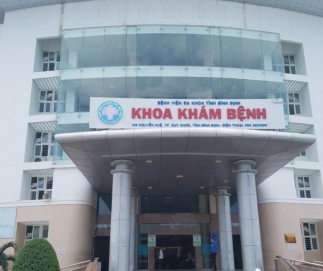 BV Đa khoa tỉnh Bình Định: Khước từ sự tắc trách việc bệnh nhân phải cưa 1/3 chân