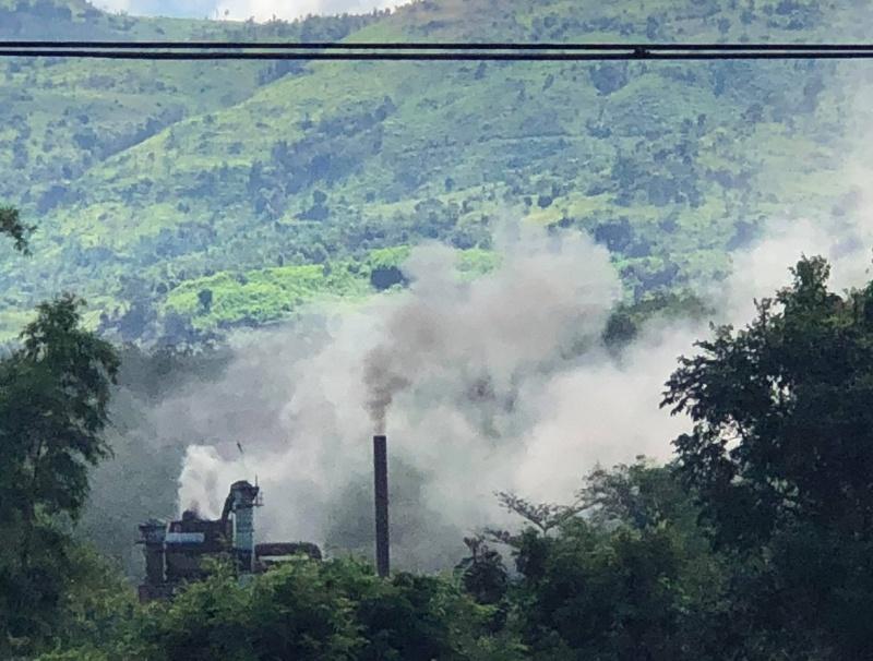 Kon Tum: Mỏ đá phun khí thải 'bức tử' môi trường
