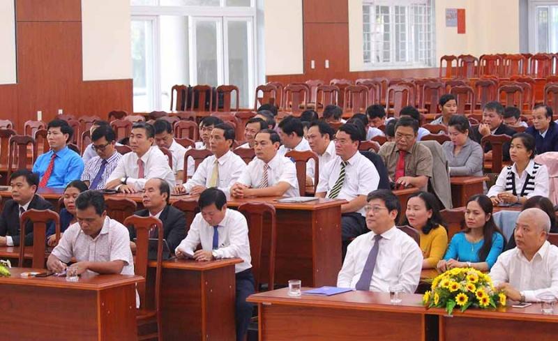 Gia Lai: 87 học viên được trao chứng nhận Bồi dưỡng cán bộ dự nguồn quy hoạch