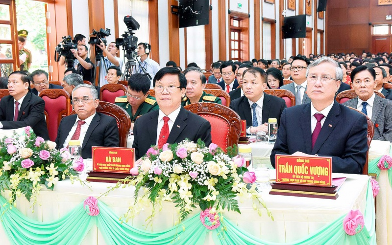 Gia Lai: Khai mạc Đại hội đại biểu Đảng bộ tỉnh lần thứ XVI