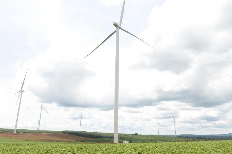 Gia Lai: Điện gió Ia Pết 1 & 2 là dự án kiểu mẫu về quy mô cũng như tiến độ