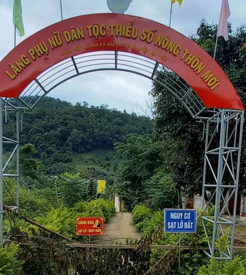 """Kon Tum: Những địa phương nào trong tỉnh thuộc diện """"đặc biệt khó khăn""""?"""