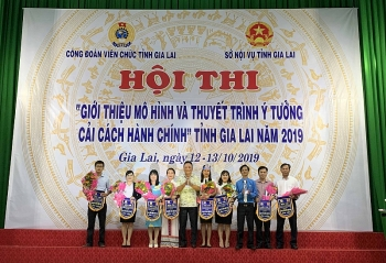 gia lai to chuc hoi thi y tuong cai cach hanh chinh