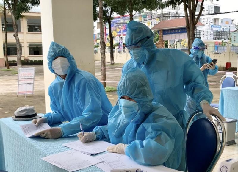 Gia Lai:Khẩn trương truy vết trường hợp tiếp xúc gần với 02 ca dương tính SARS-CoV-2 tại H. Kbang