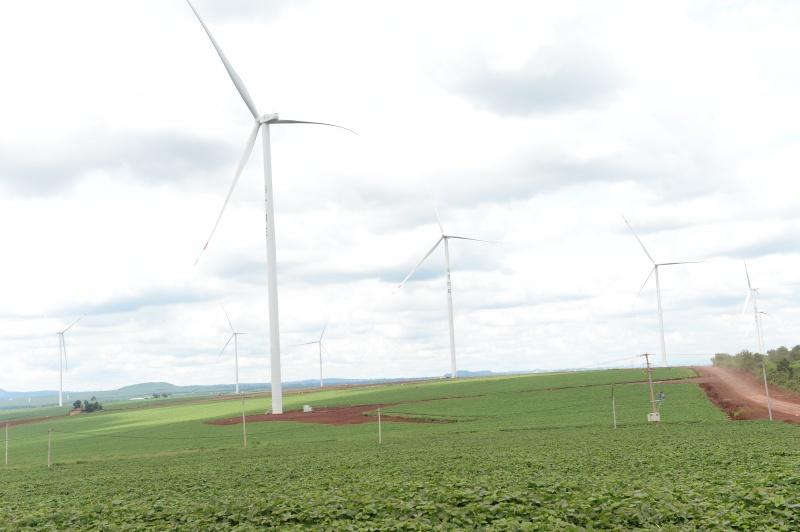 Kon Tum: UBND tỉnh chấp thuận chủ trương đầu tư dự án Điện gió 3.500 tỷ đồng