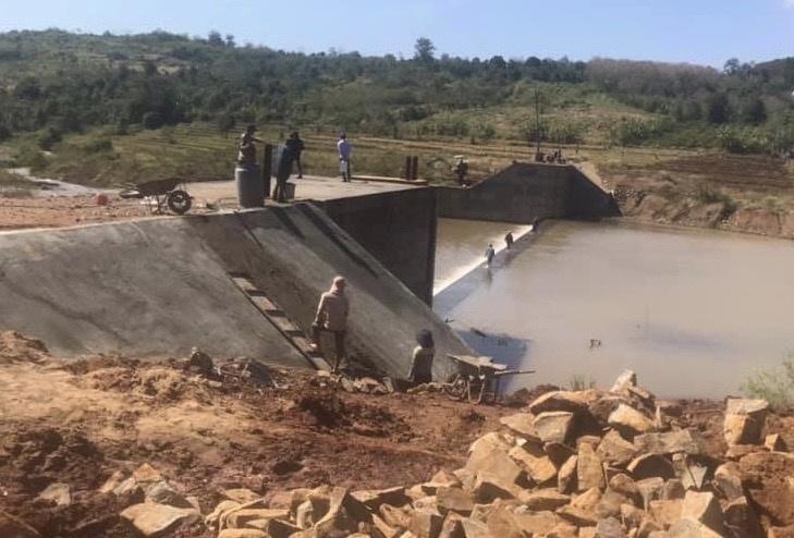 Gia Lai: Đập thủy lợi 23 tỷ hư hỏng nghiêm trọng đã nghiệm thu thanh toán 92% giá trị xây lắp